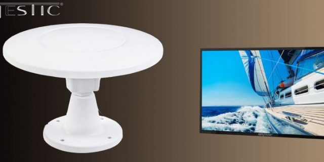 Majestic UFO X – The Perfect TV Antenna for your RV