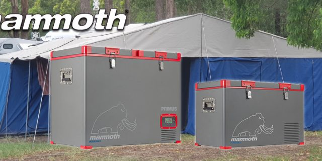 Mammoth by Primus – Excellence in Portable Fridges for Camping & Caravans