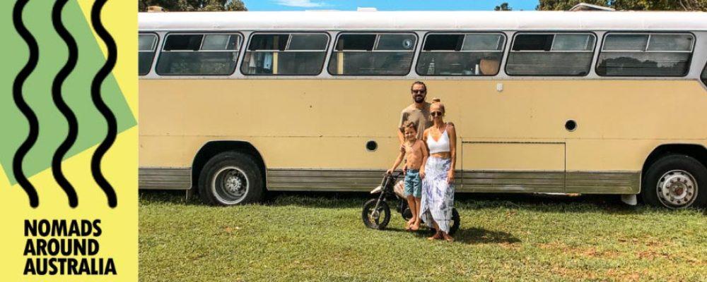 Nomads Around Australia – Interviews with van and bus nomads