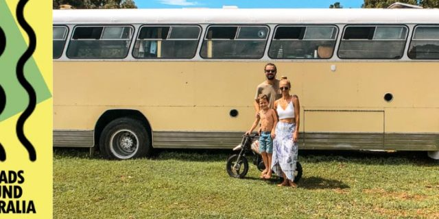 Nomads Around Australia – Interviews with van and bus nomads