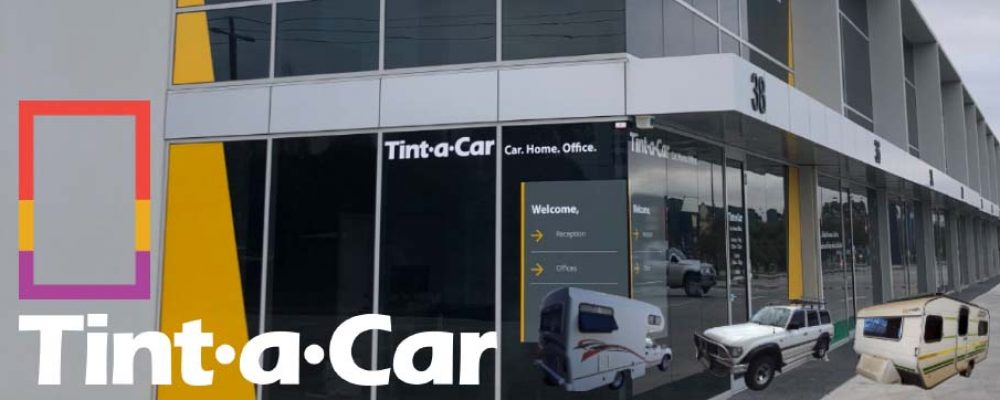 Tint a Car – Window Tinting for Cars, 4WD's, Caravans & Motorhomes