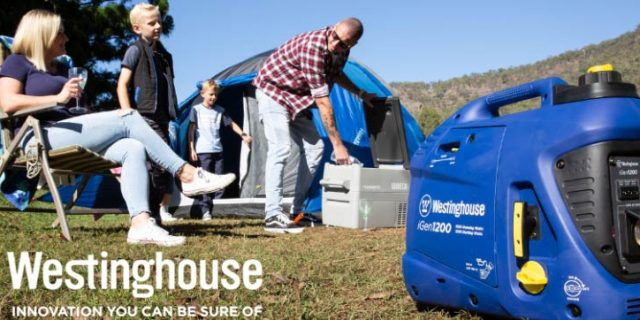 Westinghouse Generators – Leading the way in powering up campsites