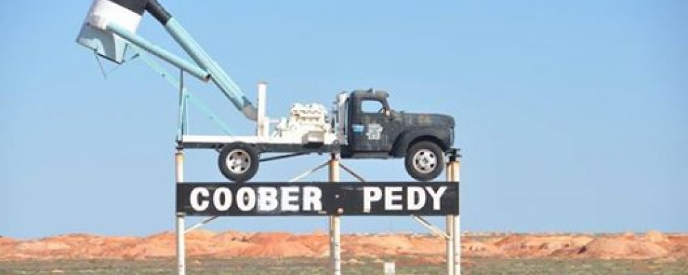 Coober Pedy, SA – Free Camp