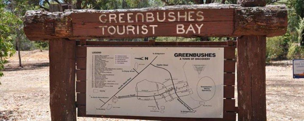 Greenbushes, WA – Free Camp