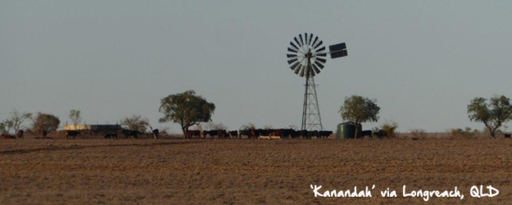 The Trip To 'Kanandah' via Longreach