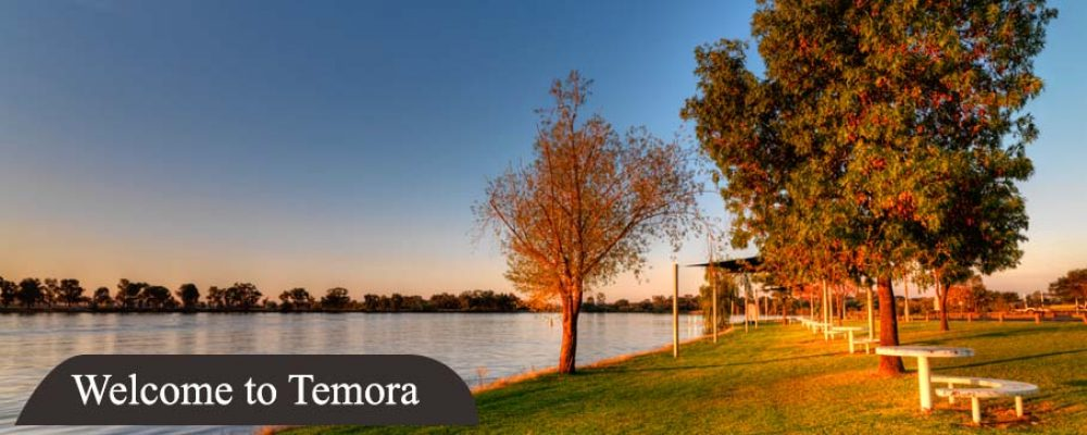 Small town with unbelievable charm – that's Temora